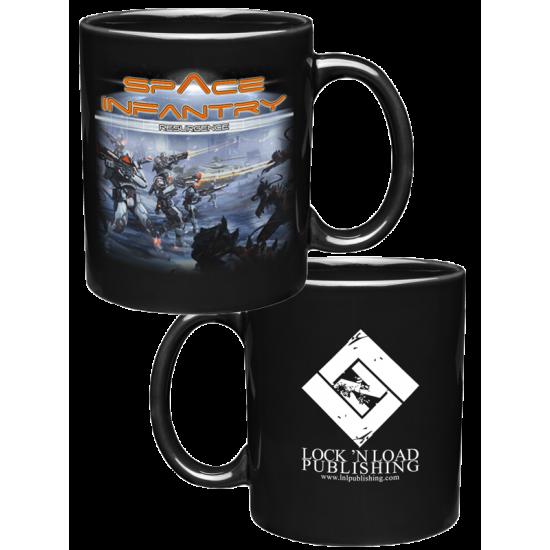 Space Infantry Resurgence Coffee 11oz Mug