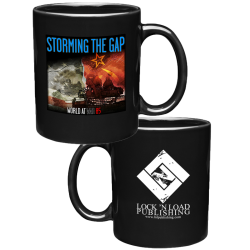 WaW85 Storming the Gap Coffee 11oz Mug