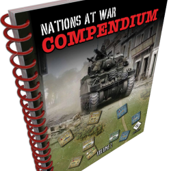NaW Compendium Vol 1 2nd Edition w/Compendium Replacement Counters