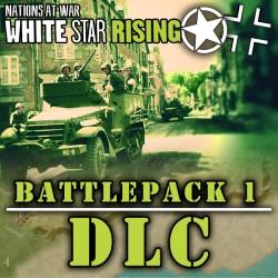 NaW Digital White Star Rising Battle Pack 1 DLC