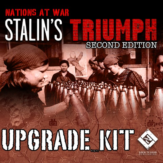 NaW Stalin\'s Triumph 2nd Edition Upgrade Kit