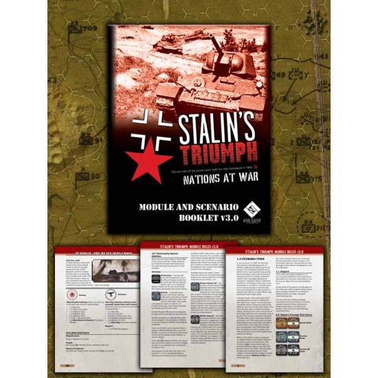 NaW Stalin\'s Triumph  2nd Edition Upgraded