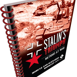 NaW Stalins Triumph 2nd Edition Module Rules and Scenario Spiral Booklet