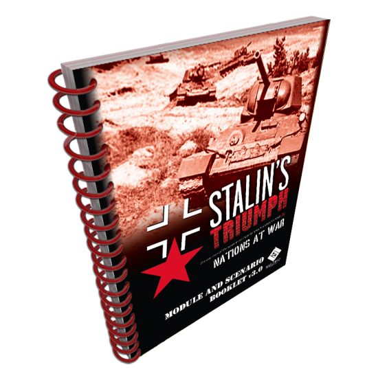 NaW Stalin\'s Triumph 2nd Edition Module Rules and Scenario Spiral Booklet