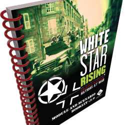 NaW White Star Rising 2nd Edition Module Rules and Scenario Spiral Booklet