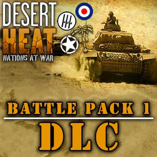 NaW Desert Heat Battlepack 1 DLC