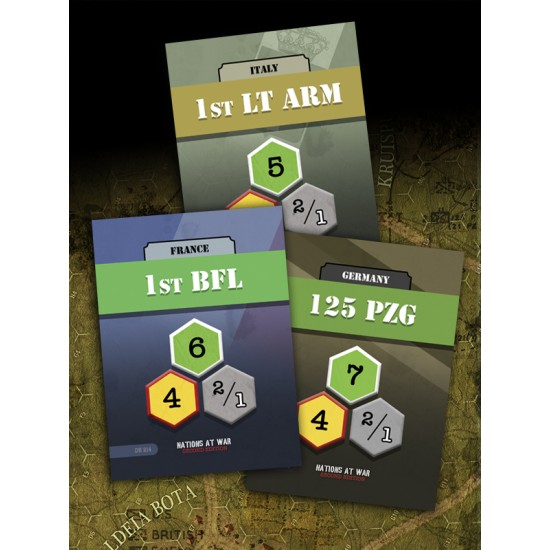 NaW Desert Heat 2nd Edition Upgrade Kit
