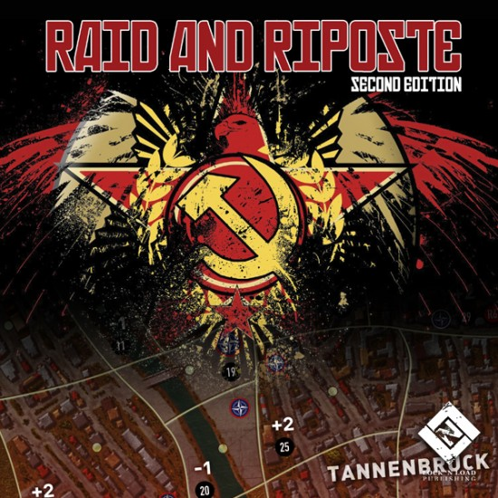 Raid and Riposte 2nd Edition