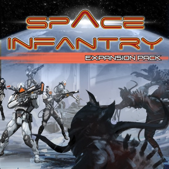 Space Infantry Resurgence Expansion Pack
