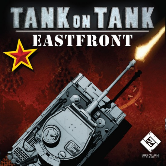 Tank On Tank - East Front