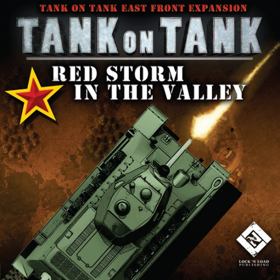 Tank On Tank East Front - Red Storm in the Valley