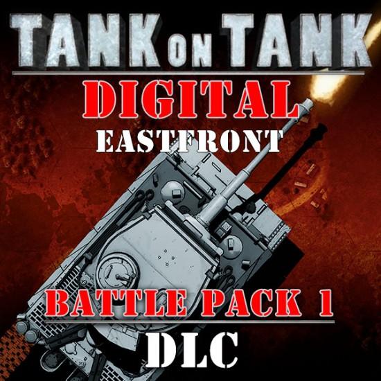Tank on Tank Digital East Front  - Battle Pack 1 DLC