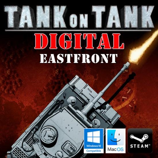 Tank on Tank Digital - East Front DLC