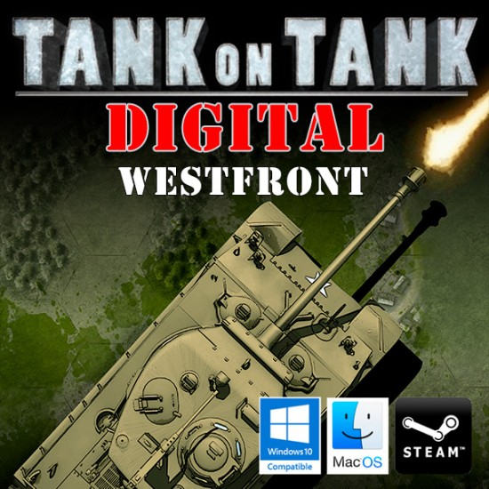 Tank on Tank Digital - West Front