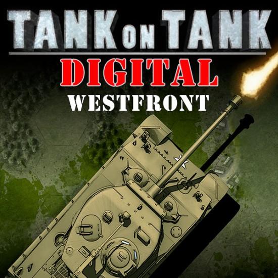 Tank on Tank Digital - West Front