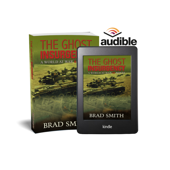 The Ghost Insurgency (World At War 85 Series Book 4)