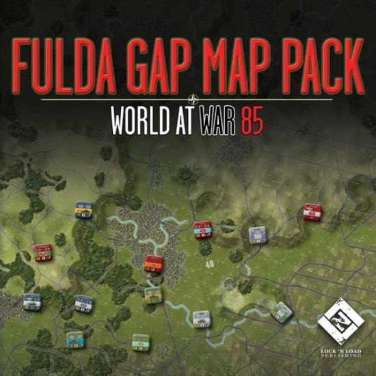 WaW85 Storming the Gap One Piece Fulda Gap Map