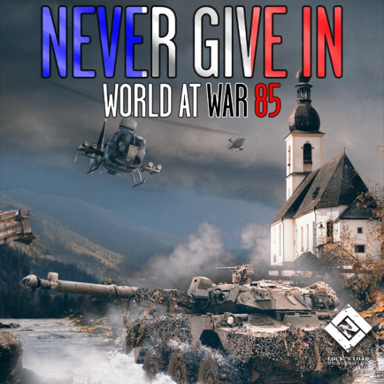 WaW85 Vol. 4 - Never Give In