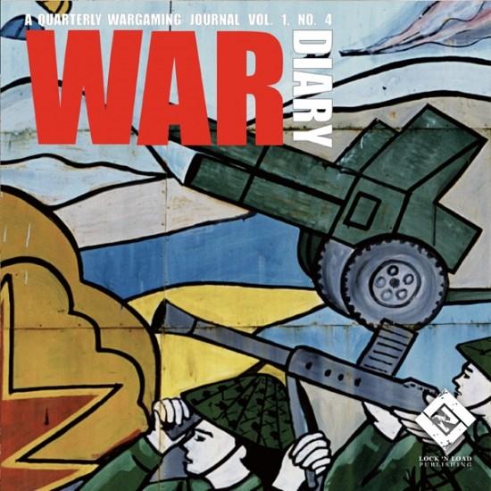War Diary Magazine Issue #04