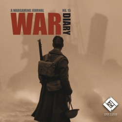 War Diary Magazine Issue #15