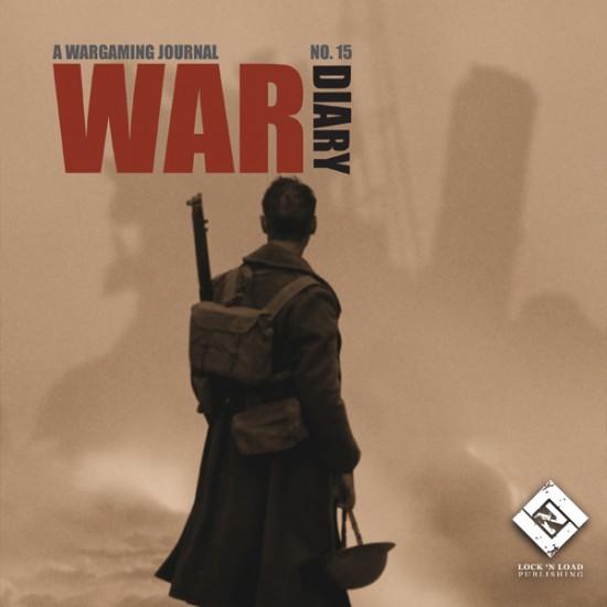 War Diary Magazine Issue #15