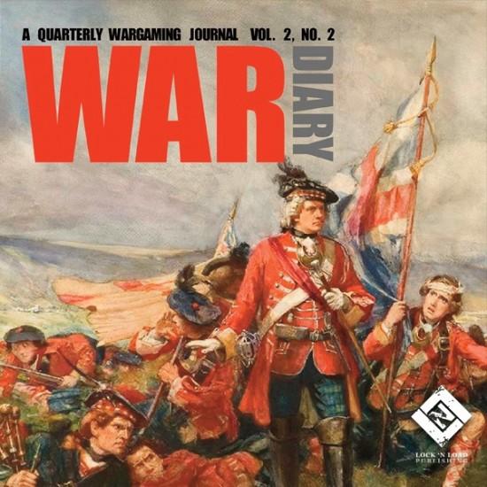 War Diary Magazine Issue #06