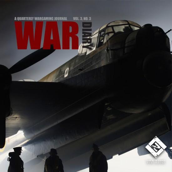 War Diary Magazine Issue #11