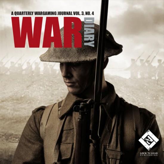 War Diary Magazine Issue #12