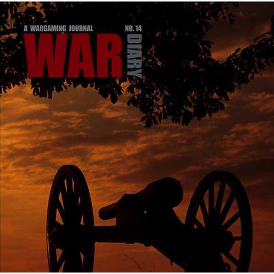 War Diary Magazine Issue #14